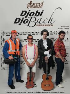 AFFICHE DJOBI DJOBACH