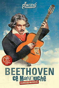 Beethoven, ce manouche<br />Teaser