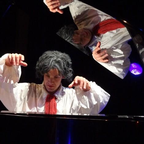 Beethoven, ce manouche
